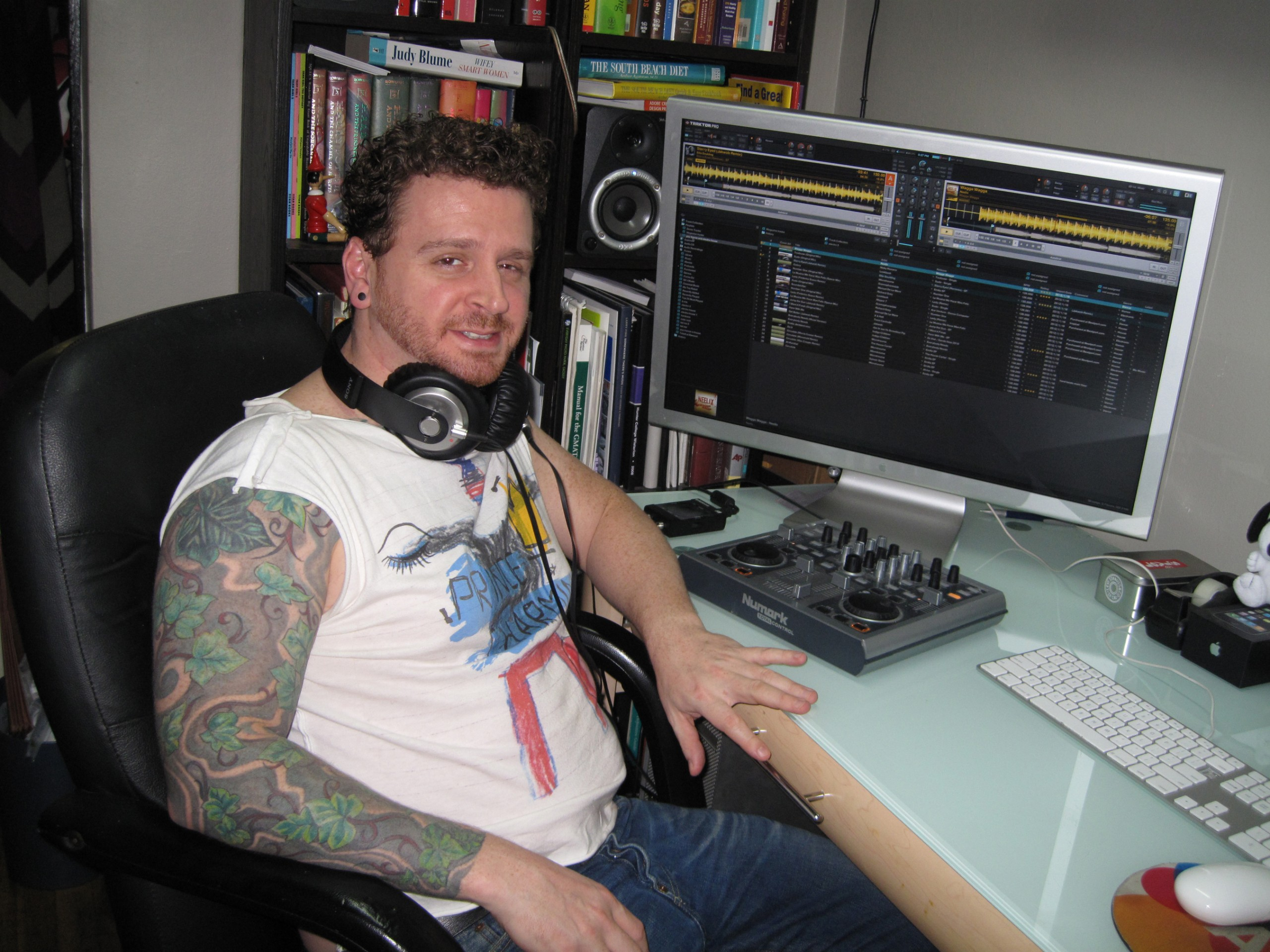 Todd Hanlon @ Mac Workstation